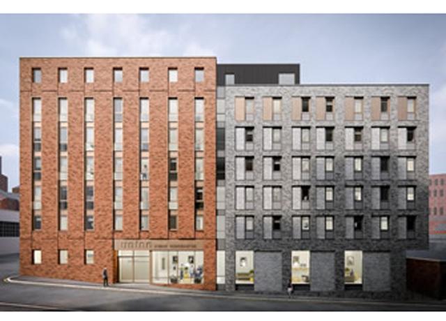 New Contract awarded – Bailey Street, Sheffield
